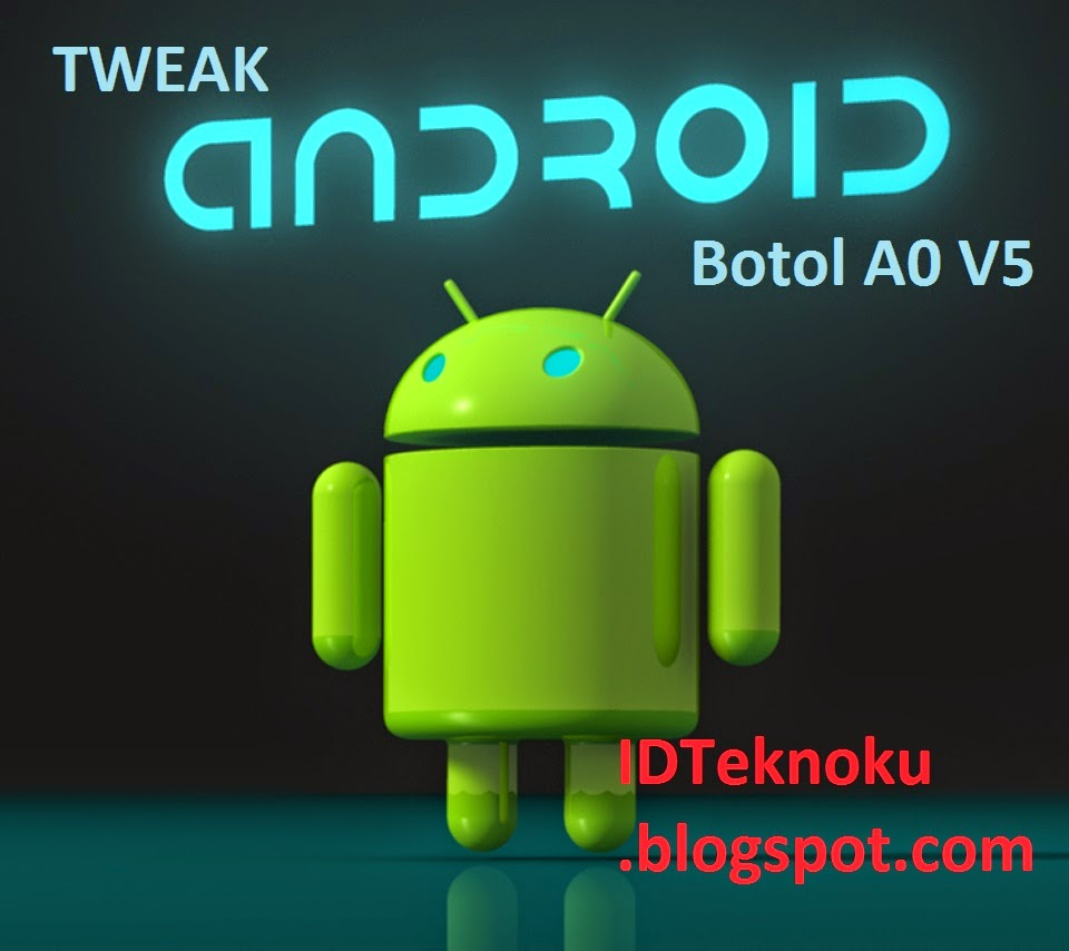 Tweak Botol AO v5 (Gold Edition)