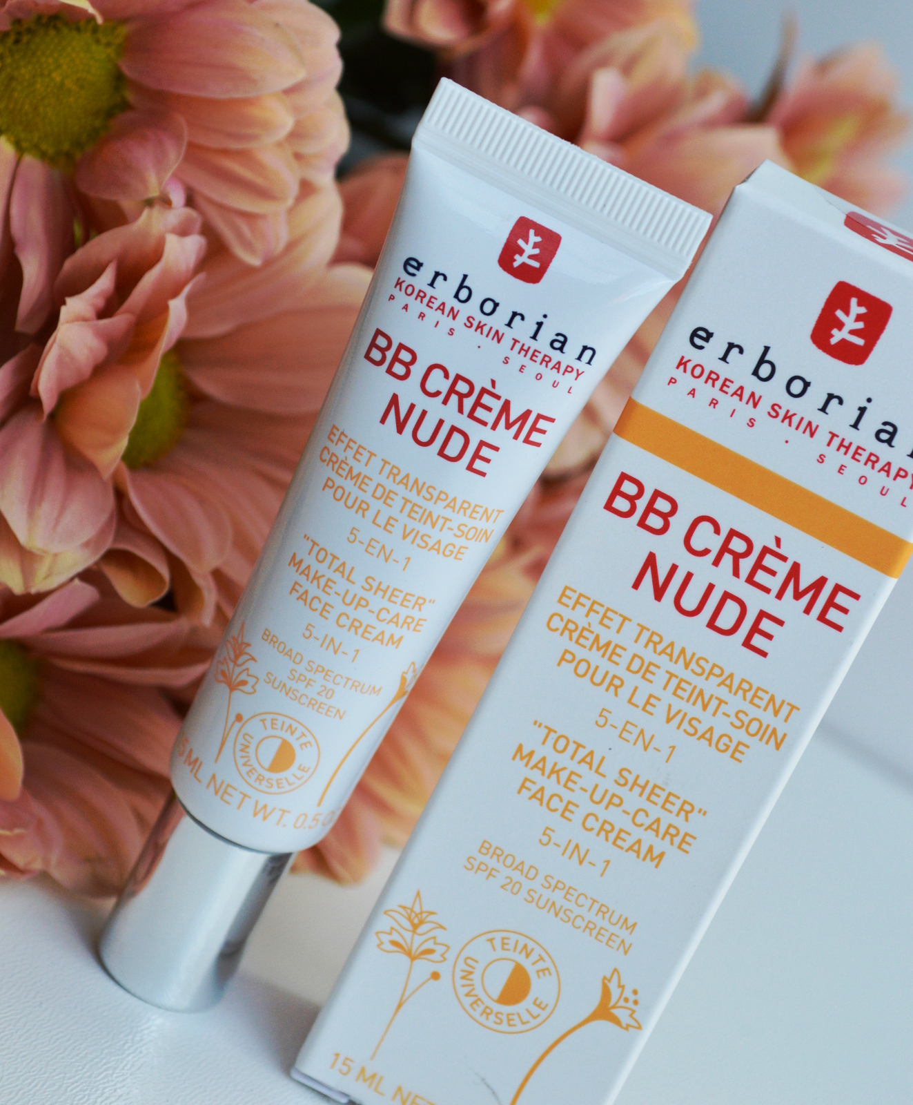 ERBORIAN BB Crème nude tube 15ml - Parapharmacie en ligne
