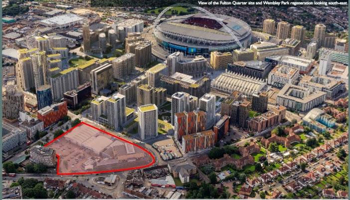 Vdc Car Park Wembley