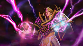 Invoker DOTA 2 Wallpaper, Fondo, Loading Screen