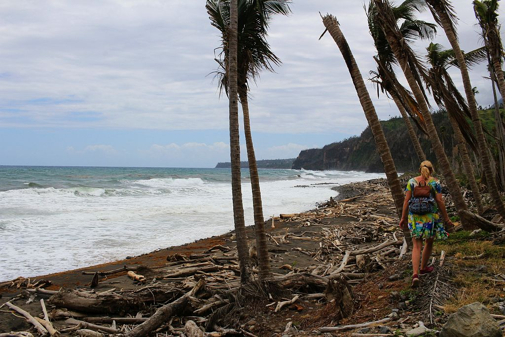 Dominica, wyspa piratów.