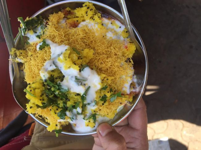 Some local chaat