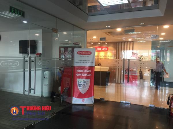 Trụ sở văn phòng Dai-ichi Life tại Hà Nội