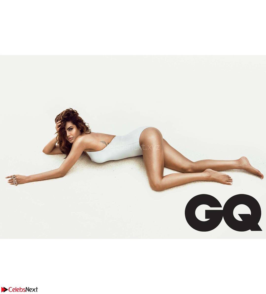 Esha Gupta Sizzles for GQ India Magazine November 2017 ~ CelebsNext Exclusive Galleries
