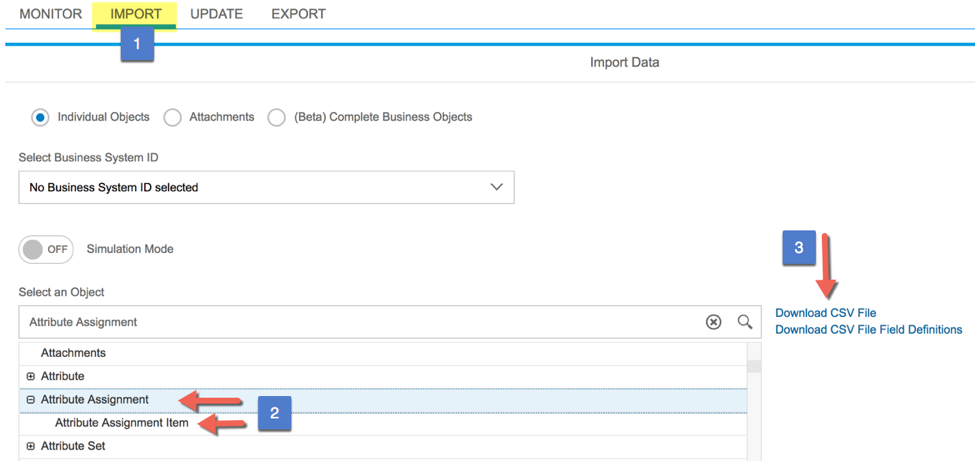 Migrating Marketing Attributes With Data Workbench - Acorel