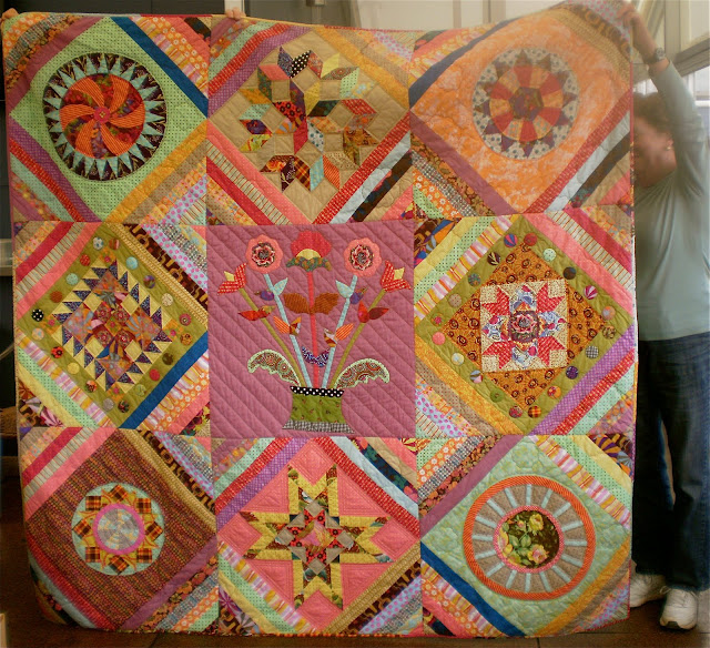 Sydney SCQuilters: Show And Tell For