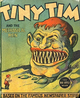 Tiny Tim and the Mechanical Men