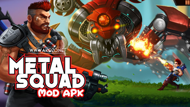 Metal Squad Mod Apk