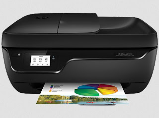 One multifunction printer offers compact features a charming in addition to relatively affordable pr HP OfficeJet 3830 All-in-One Printer