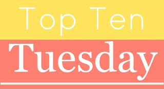 #3 Top Ten Tuesday: Música Que Cuando Empiezo, No Puedo Parar De Escuchar
