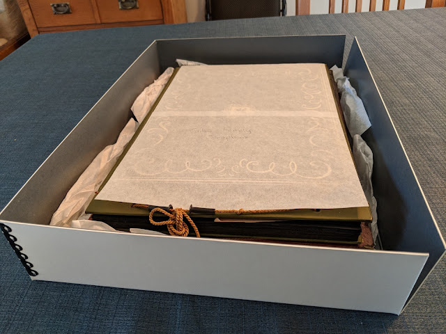 Preserving Your Family History: Scrapbooks