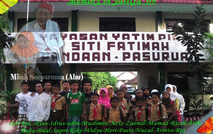 Arti Mimpi Mengunjungi Rumah Anak Yatim  11 Arti Mimpi Mengunjungi Rumah Anak Yatim Menurut Primbon Jawa