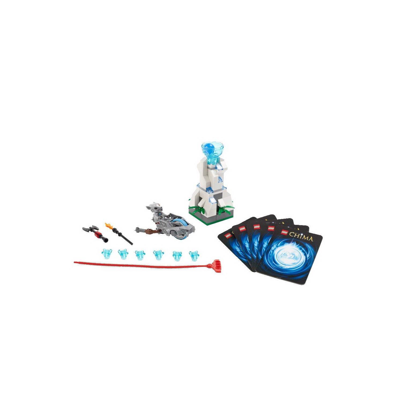 Onetwobrick Set Database Lego Speedorz Ice Tower
