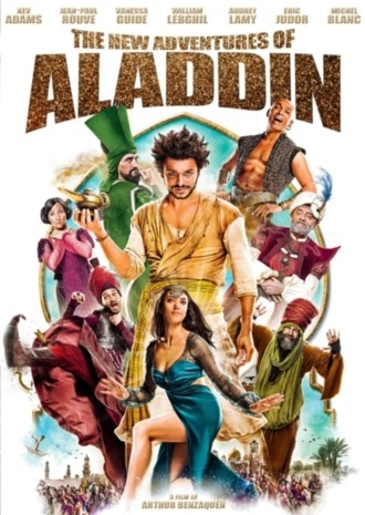 Aladin Và 1001 Thứ-The New Adventures Of Aladdin (2015)