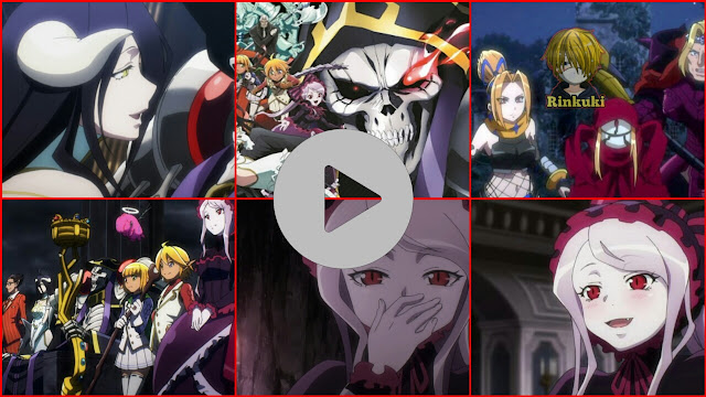 Update Overlord Season 3 (Episode 01 – 13) Subtitle