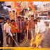 मधेपुरा में पद्मावती फिल्म का विरोध: जलाया संजय लीला भंसाली का पुतला