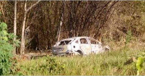 Corpo carbonizado é encontrado dentro de carro de professor da Ufal desaparecido