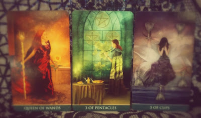 Mini Reading for the Week of April 16, 2017