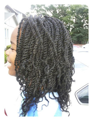 If you are searching for a change of hairstyles 41+ Protective Kinky Crochet Hairstyles For Black Girls