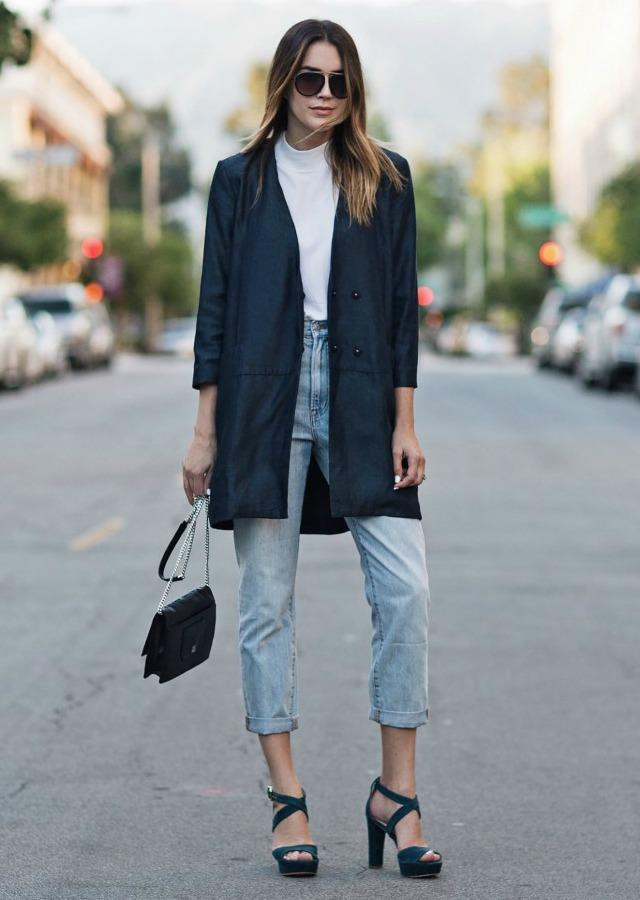 Como usar jeans no escritório