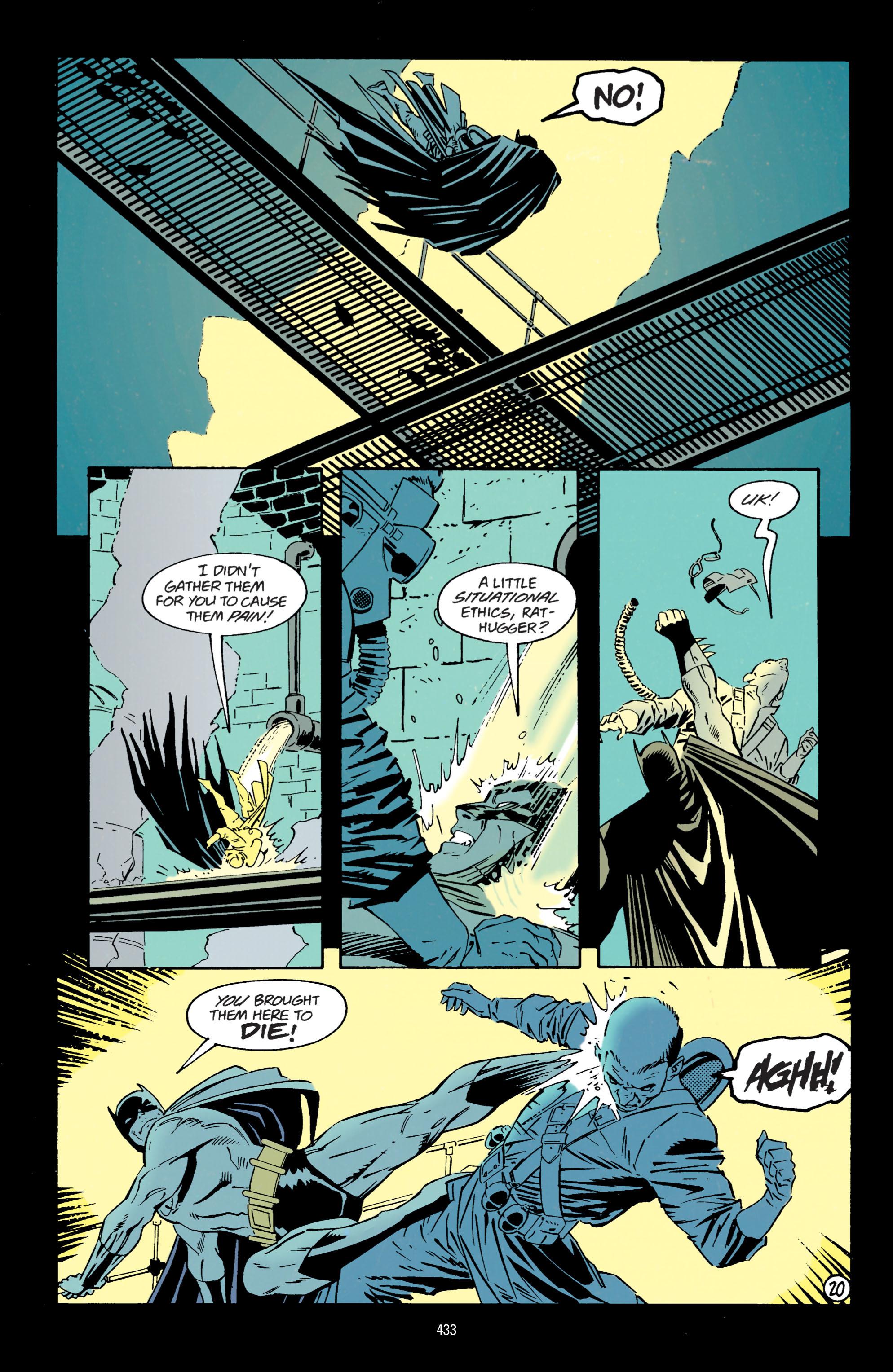 Detective Comics (1937) 679 Page 20