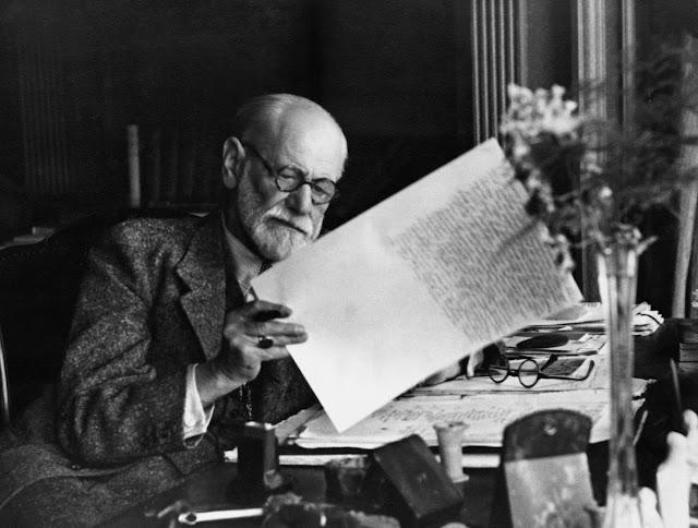 Biografi Sigmund Freud