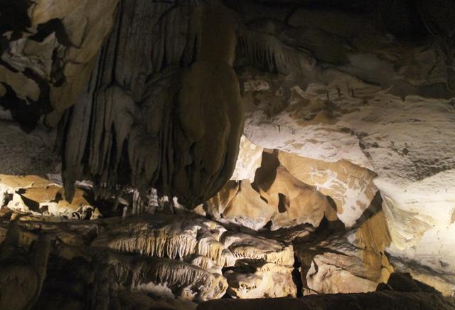 La cueva de Ikaburu, en el municipio navarro de Urdax