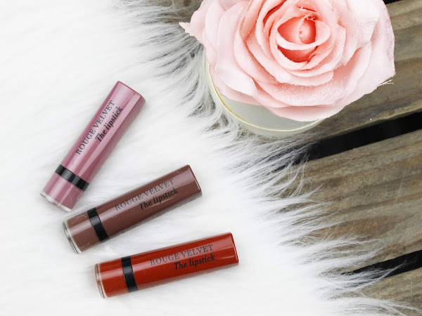 Bourjois 'Fall In Love' Lipsticks