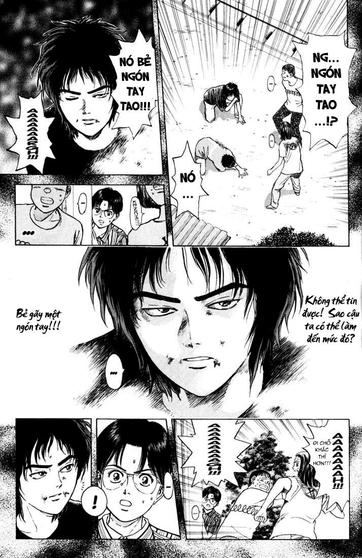 Psychometrer Eiji chapter 57 trang 20