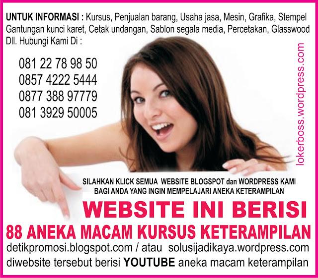 Training Tour Dan Travel, Jual Tiket Online, Kursus, Mitra