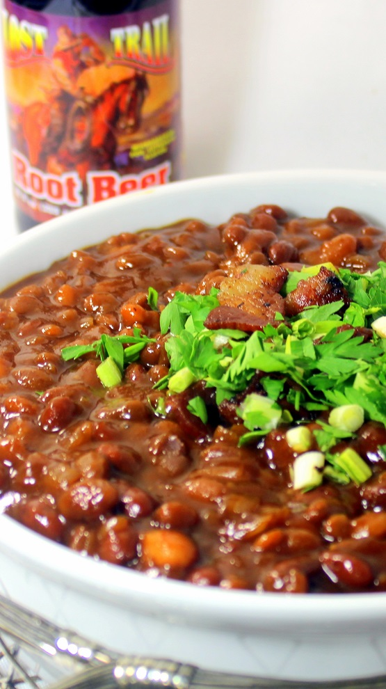 52 Ways to Cook: Sweet Root Beer Baked Beans in A Crock ...