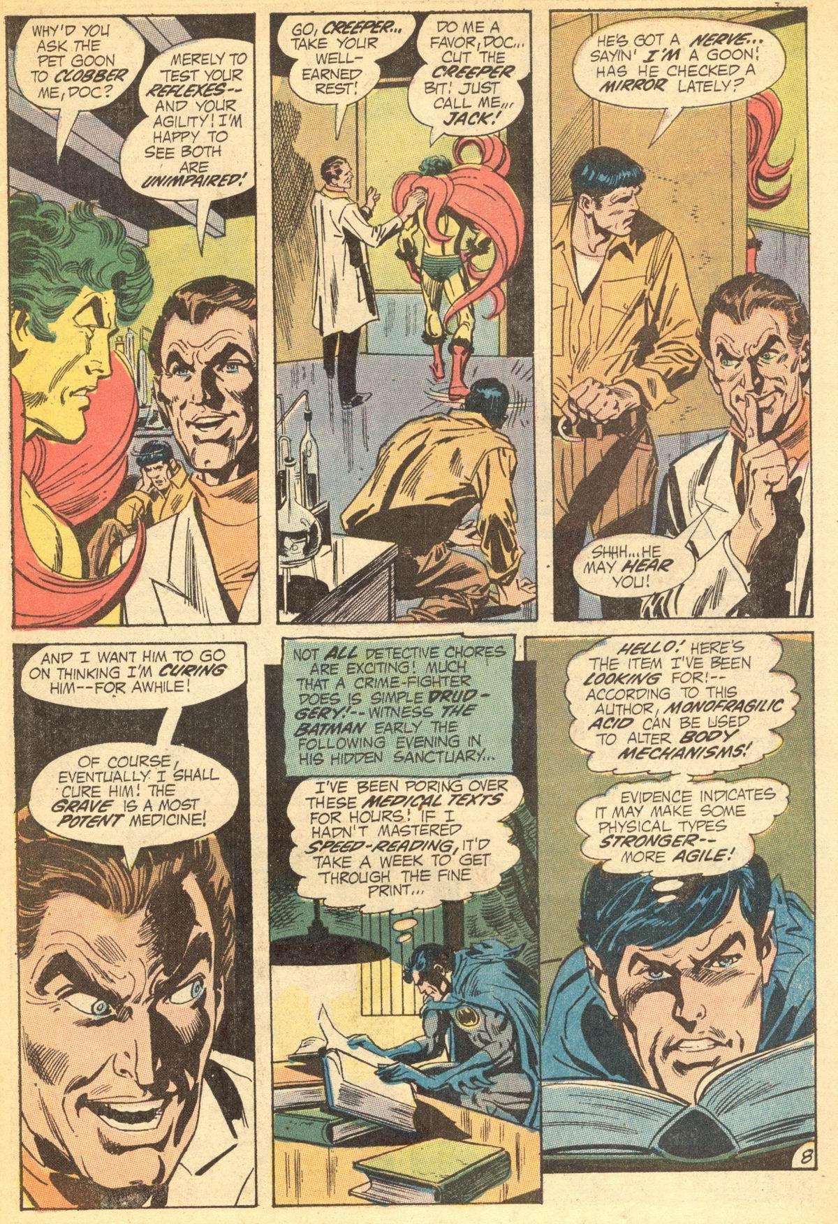 Detective Comics (1937) 418 Page 10