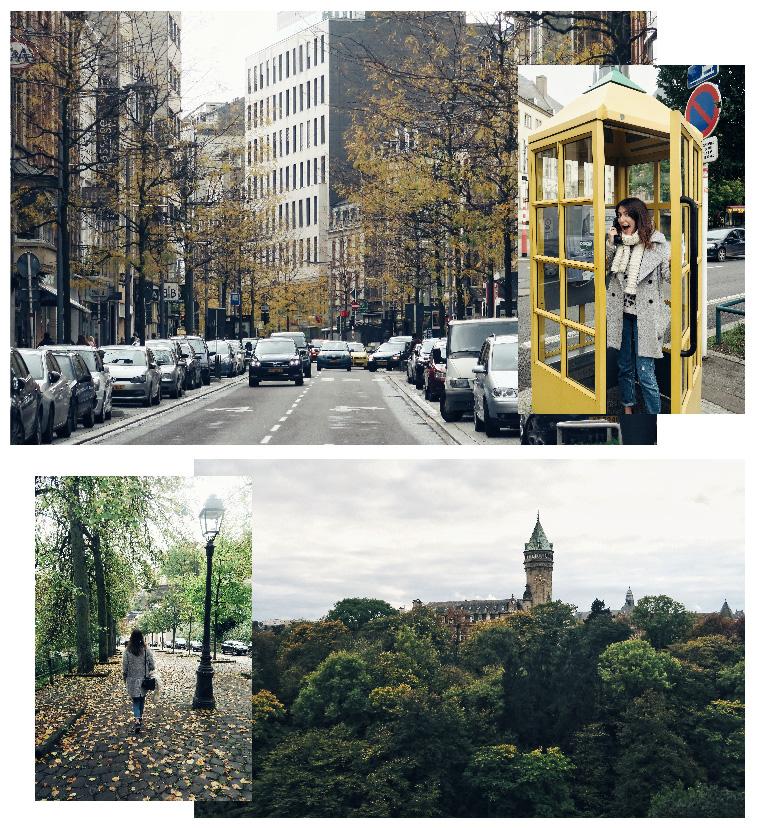 Luxembourg; roteiro luxemburgo