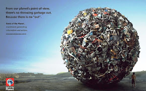 Trash the planet