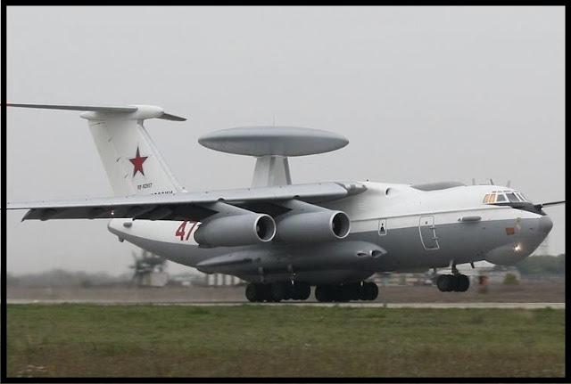 Palaestina felix il sofisticato aereo radar beriev a 50 - Quante valigie si possono portare in aereo ...