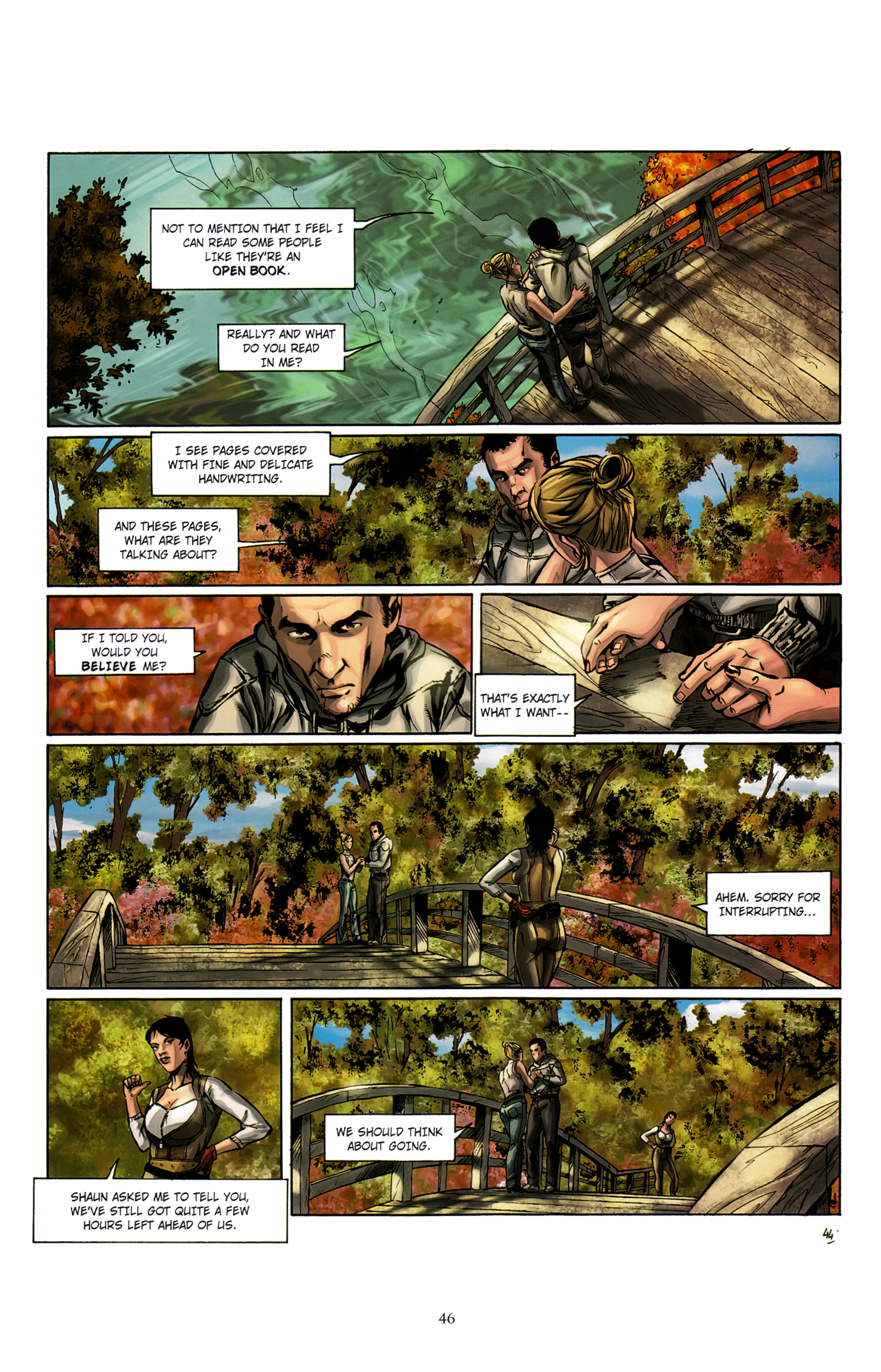 Read online Assassin's Creed (2012) comic -  Issue #2 - 50