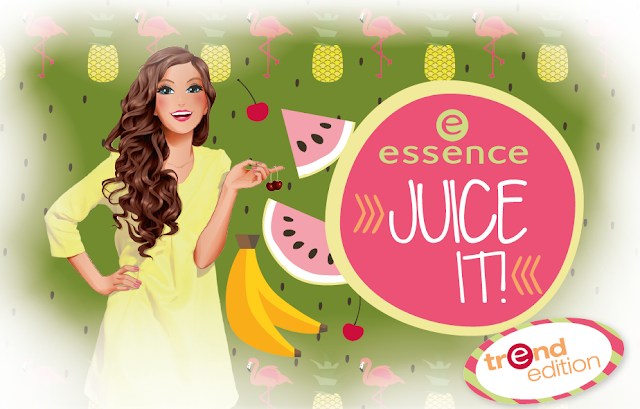 essence juice it collezione estate 2016