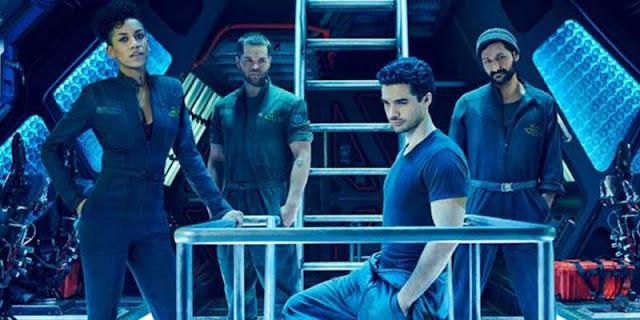 The Expanse, Prime Video, Ciencia ficción