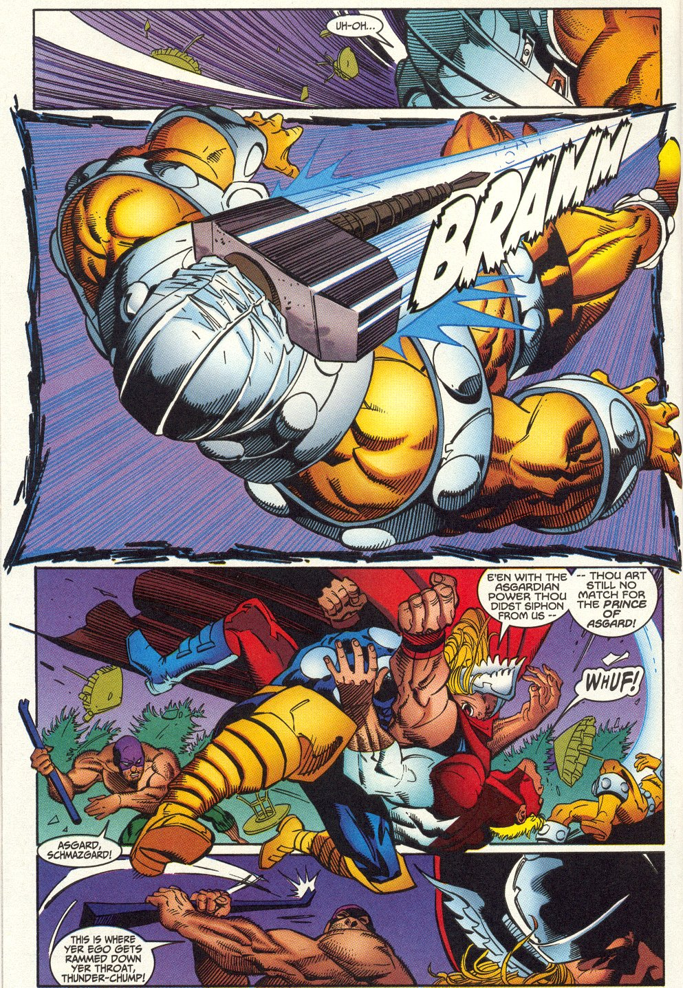 Thor (1998) Issue #29 #30 - English 21