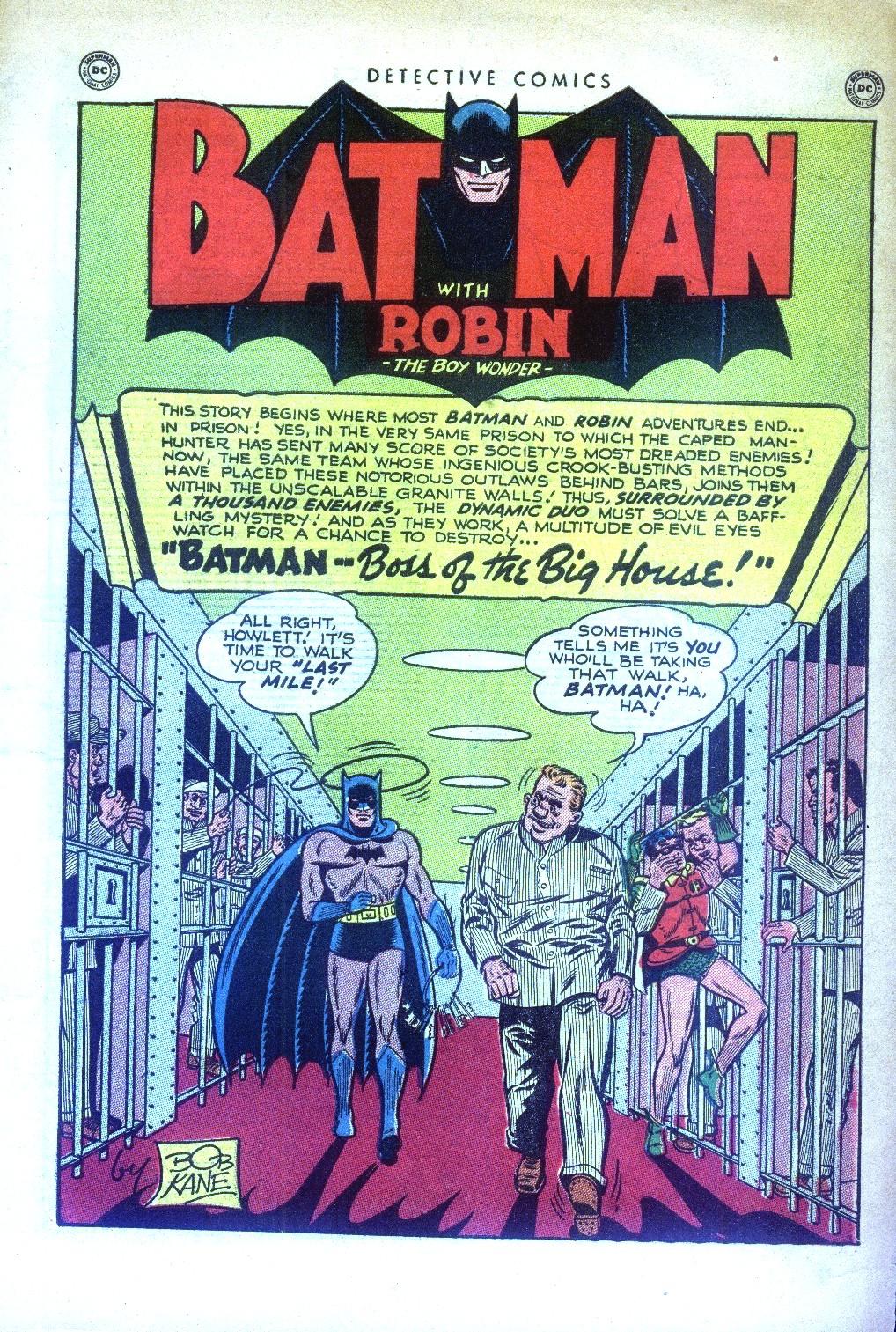 Read online Detective Comics (1937) comic -  Issue #169 - 3