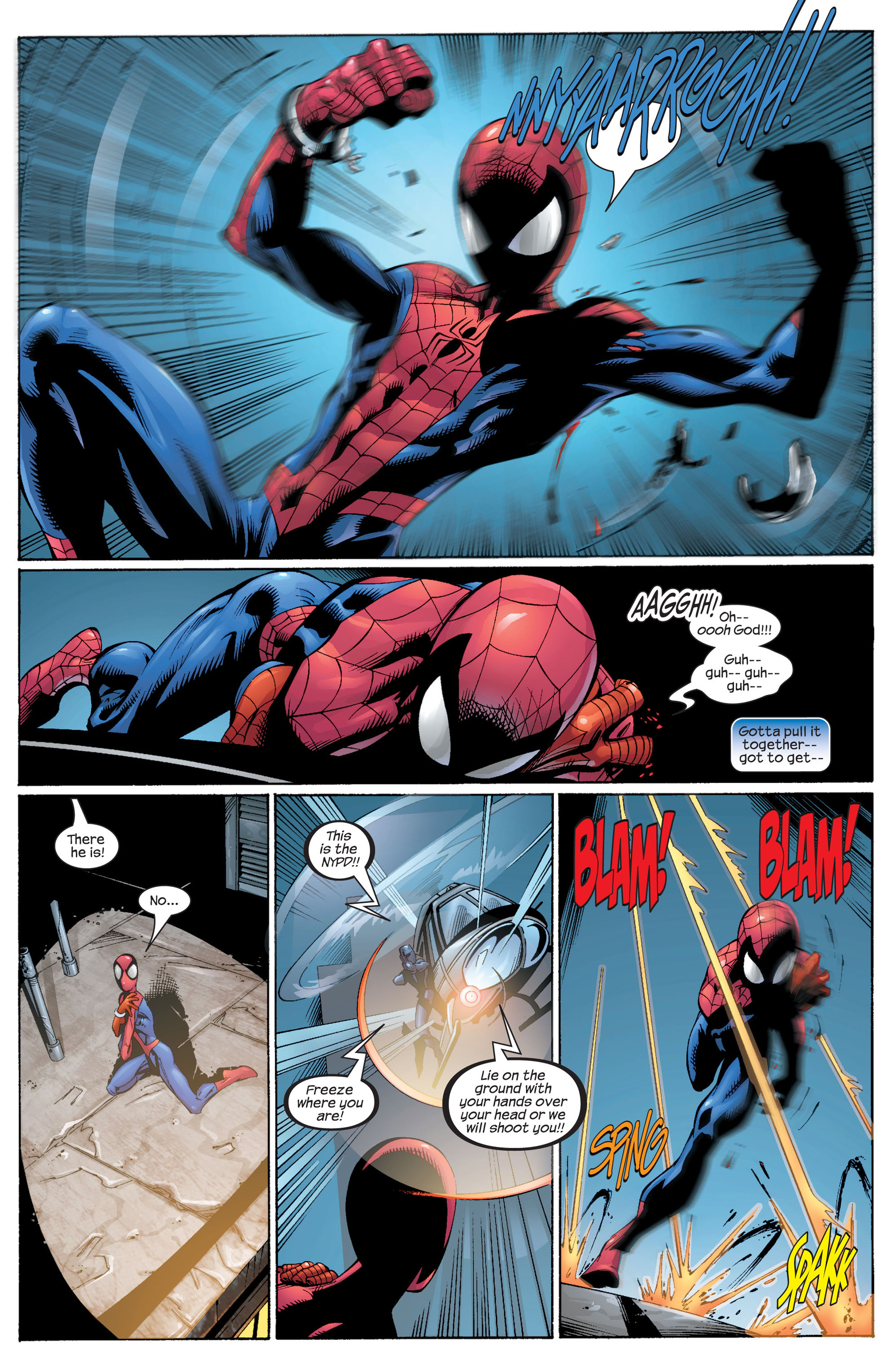 Read online Ultimate Spider-Man (2000) comic -  Issue #30 - 6