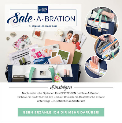Sale-A-Bration Einsteigerangebot Stampin Up andi-amo