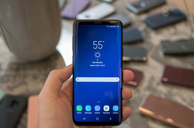 Begini Caranya Membuat Ponsel Anda Terlihat Seperti Galaxy S9 2