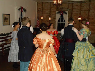 4th US Fort Steilacoom Christmas dance