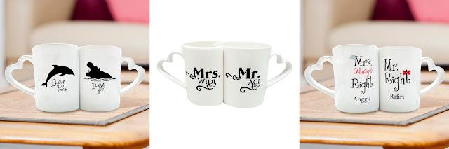 Valentine Mug Couple