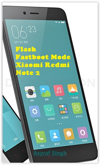 Redmi Note Prime Fastboot Rom