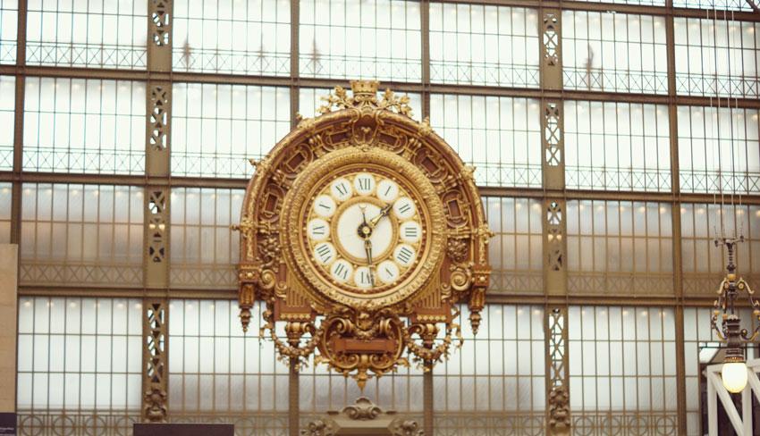 Musée d'Orsay Orsay Museum Paris