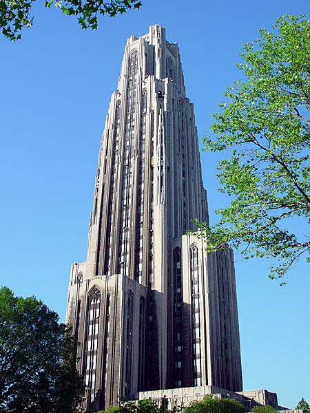 All World Visits Cathedral Of Learning