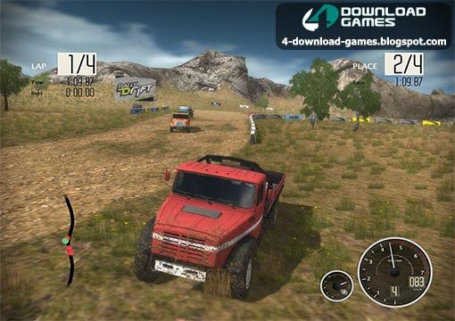 لعبة سباق شاحنات اوتو كروس Autocross Truck Racing