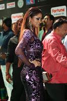 Shilpi Sharma looks Glamorous in Transparent Purple Glittering Gown at IIFA Utsavam Awards 030.JPG
